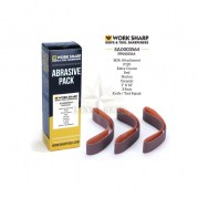Work Sharp Ken Onion BGA P120 Ceramic Abrasive Belt Bulk Pack